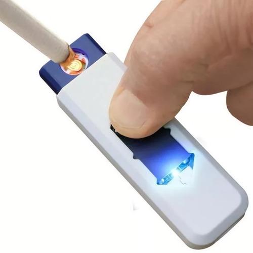 encendedor de cigarillos usb recargable tipo pendrive ®