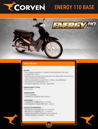energy 110 corven