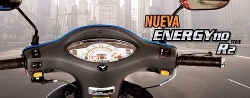 energy 110 moto corven