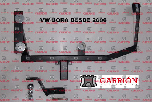 enganche bora 1.8 t, 2.0 tdi,  2006/13 - carrionaccesorios -