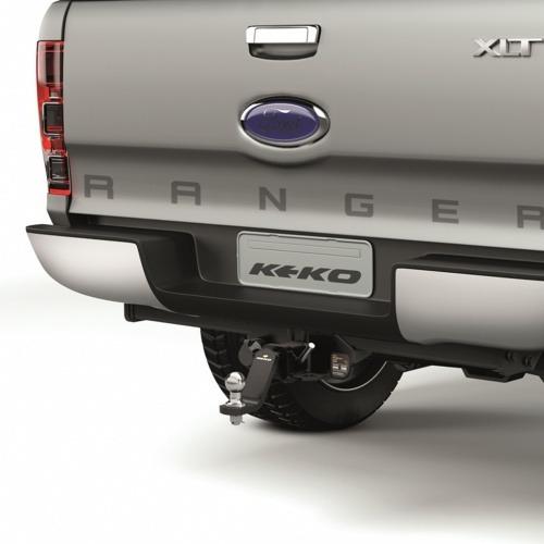 enganche de trailer reforzado ford ranger 2012...keko