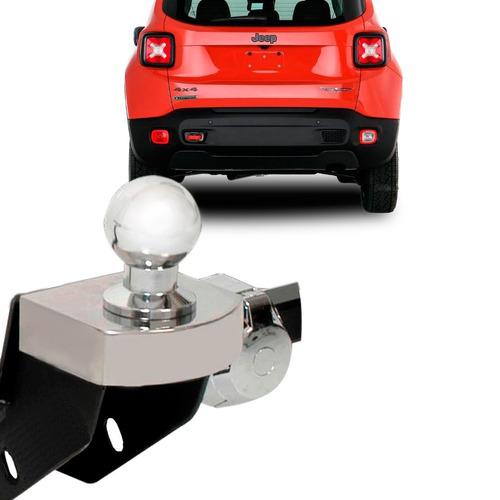 engate reboque jeep renegade 2016 2017 2018 fixo 700 kg
