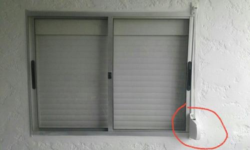 enrollador de cortina sin albañileria precio super  40% dto