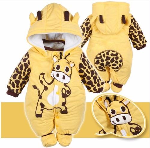 enterito bebe niño mameluco astronauta jirafa divinos ! mli