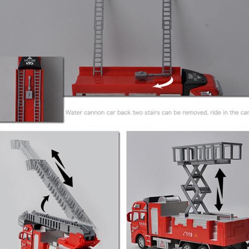 entrega 2 pcs simulacion para vehiculo juguete uno cuarenta