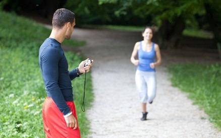 entrenador personal /personal trainer