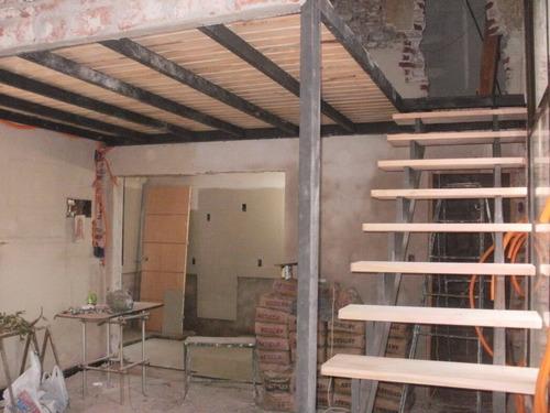 entrepisos escaleras techos claraboyas puertas rejas