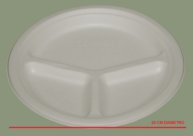 envases 100% biodegradables para alimentos - $ 4,00 en mercado libre