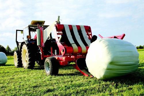 envolvedora de fardos sitrex w r 3100 maquinaria agricola