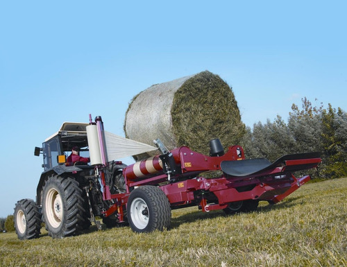 envolvedora de fardos sitrex w r 5100 maquinaria agricola