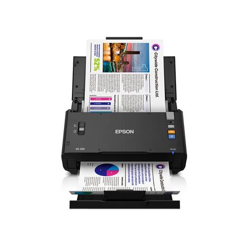 epson scanner workforce ds-520