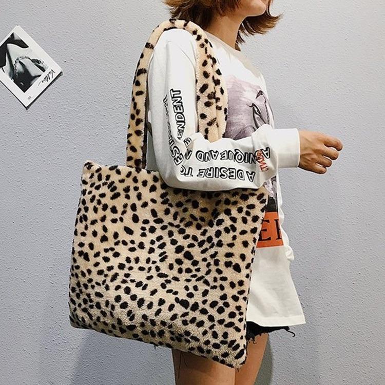 diseño de variedad paquete elegante y resistente 2020 Equipaje Bolso Bolsa Bandolera Leopardo