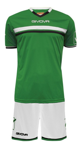 equipamiento givova supporter fútbol conjunto camiseta short
