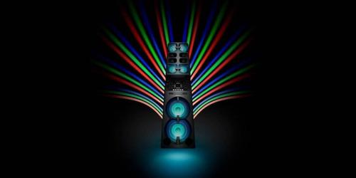 equipo audio parlantes muteki sony v90 maxima potencia pcm