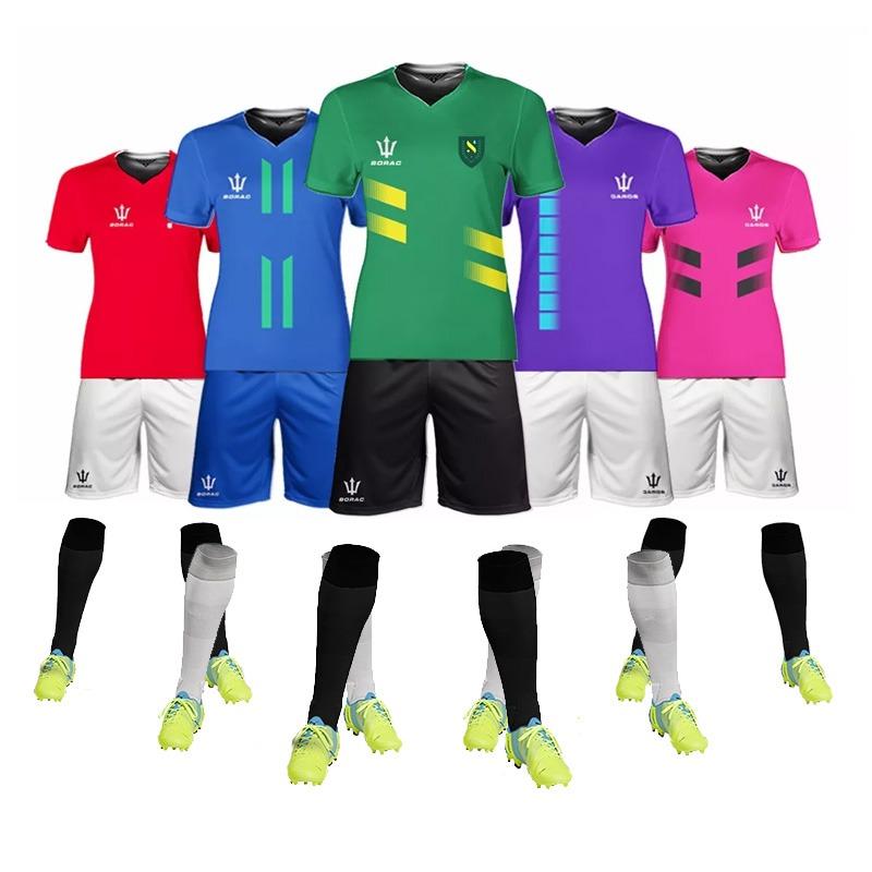 771637d25a06b equipo completo fútbol femenino camiseta short y medias x 21. Cargando zoom.