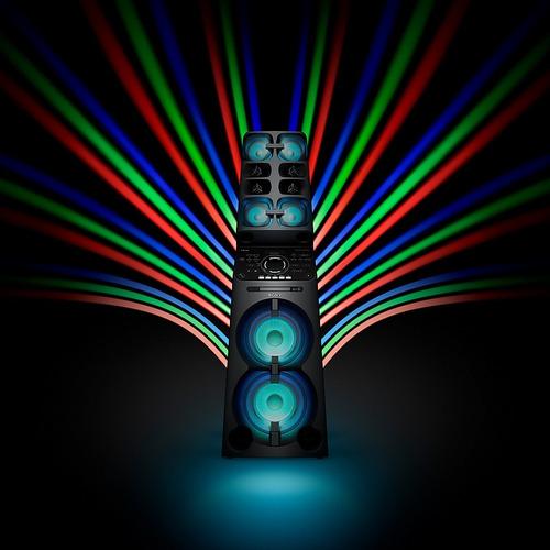 equipo de audio sony muteki mhc v90 2000wts rms stock albion