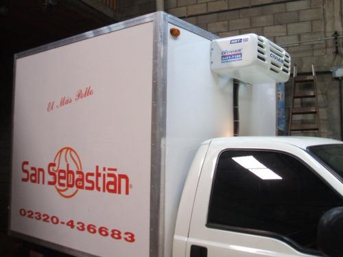 equipo de frio para transporte civiair somos fabrica