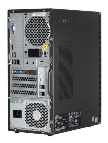 equipo gamer lenovo core i7 4.6ghz, 16gb+16gb, 2tb, gtx 1050