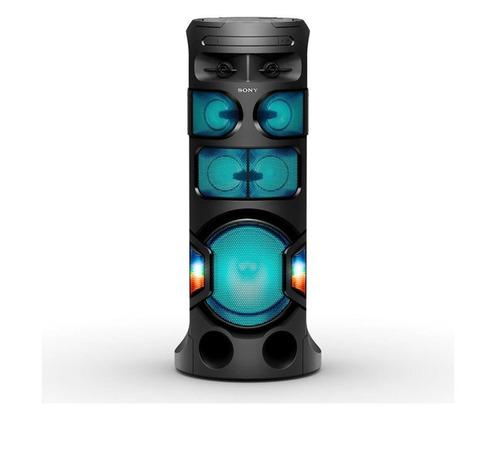 equipos de audio minicomponente sony mhc-v81d