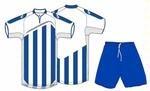 equipos de futbol -- camiseta y short