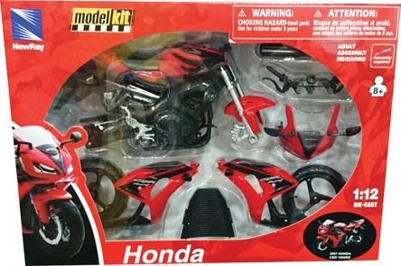 escala 1:12 moto