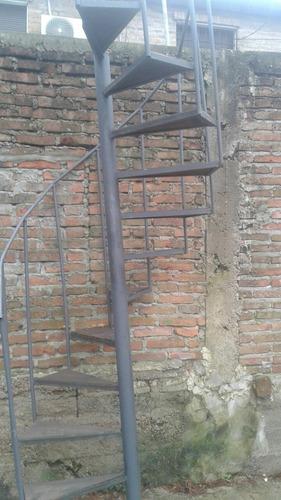 escalera de caracol a medida