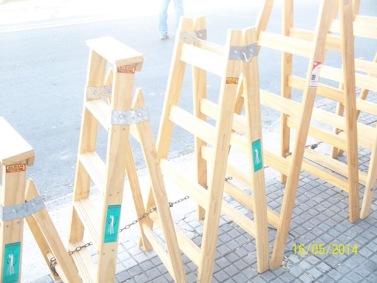 Escalera de madera familiar 8 escalones altura oferta - Escalera madera ...