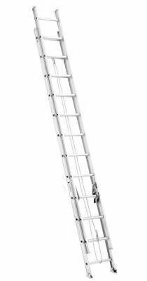 escalera extensible coliza aluminio 36 esca. 10.8 mts cuprum