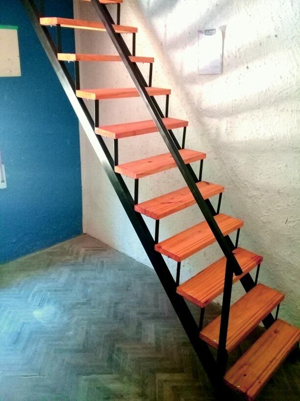 Escaleras rectas 968860cincocinco en mercado - Escaleras rectas de interior ...
