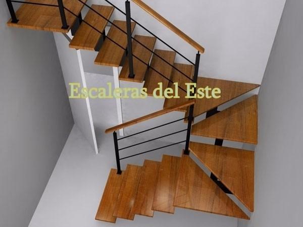 Escaleras rectas y caracol del este garant a total Como hacer una escalera caracol