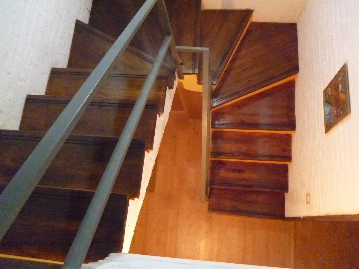 Escalones en madera para revestir escaleras ya existentes - Escalera madera ...