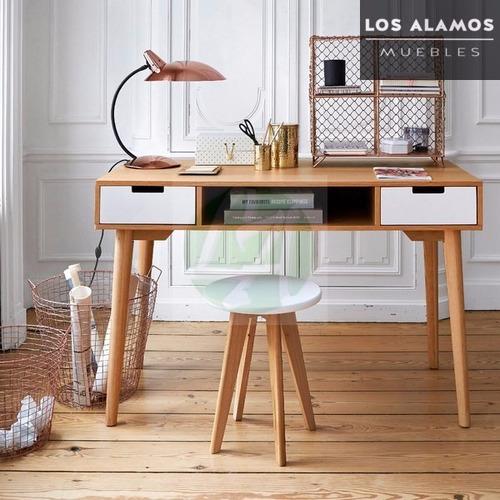 escritorio escandinavo diseño nordico 1*040*0.80 los alamos