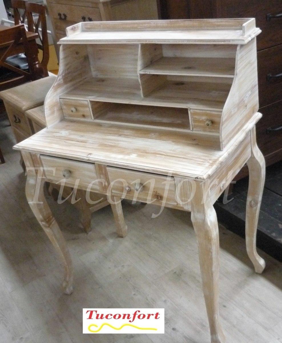 Escritorio estilo vintage muebles envio sin costo 13 for Muebles vintage uruguay