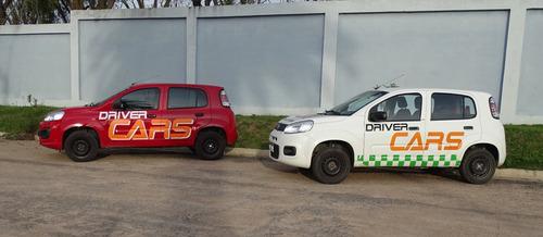 escuela de choferes driver cars de la ciudad de rocha