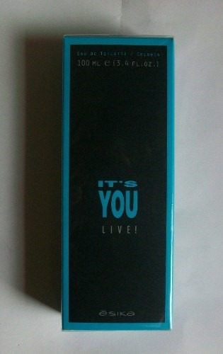 esika its you live 100ml
