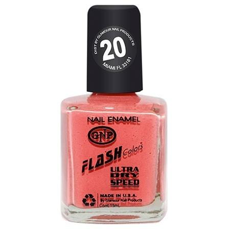 esmalte flash colors de gnp 15ml nro.20