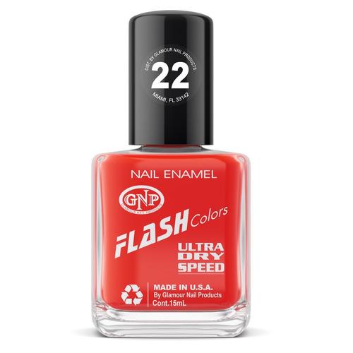 esmalte flash colors de gnp 15ml nro.22