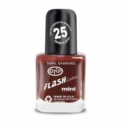 esmalte flash colors de gnp 9ml nro.25