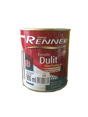 esmalte sintético dulit renner brillant 0,9 lts azul francia