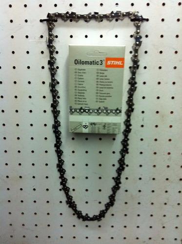 espada + cadena + piñon motosierra stihl ms 170