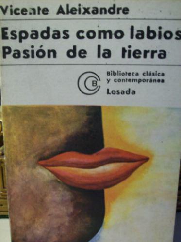 ESPADAS COMO LABIOS EBOOK