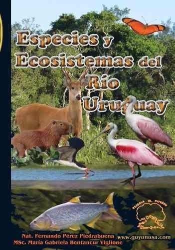 especies y ecosistemas del río uruguay