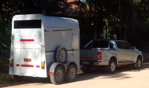 espect trailer fabricado en prfv - super liviano - nuevo