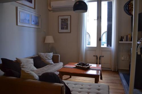 espectacular apartamento amoblado para alquiler