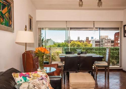 espectacular apartamento en avenida brasil opción muebles !!