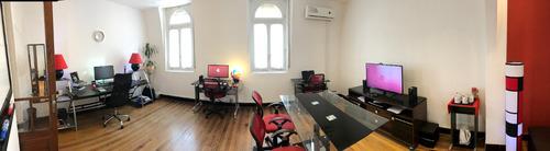 espectacular apartamento para oficina. una joyita !!!!!