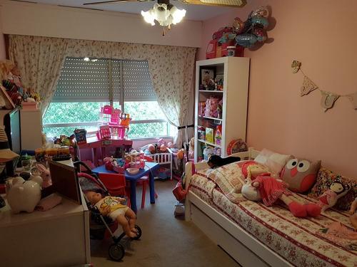 espectacular apartamento!! pocitos,3 dormitorios, garaje!!