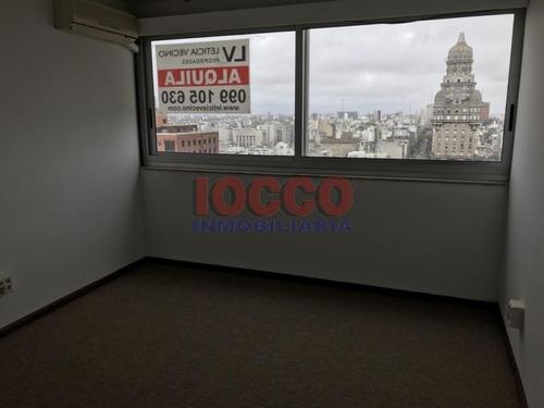 espectacular oficina en edificio ciudadela