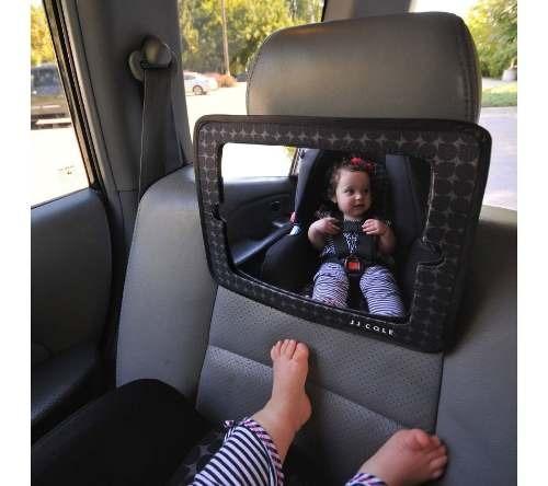 espejo 2 en 1 jj cole - bebés y niños
