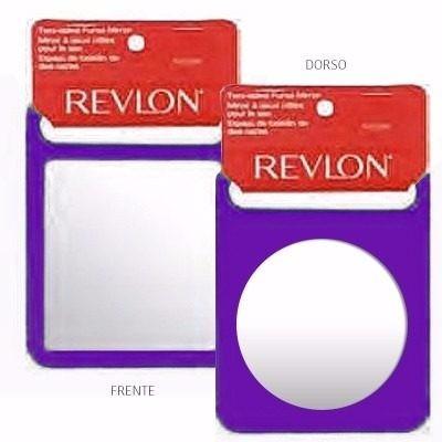 espejo de viaje revlon violeta nice